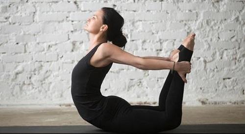 Йога для органов живота