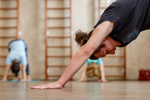 Йога укрепления мышц живота
